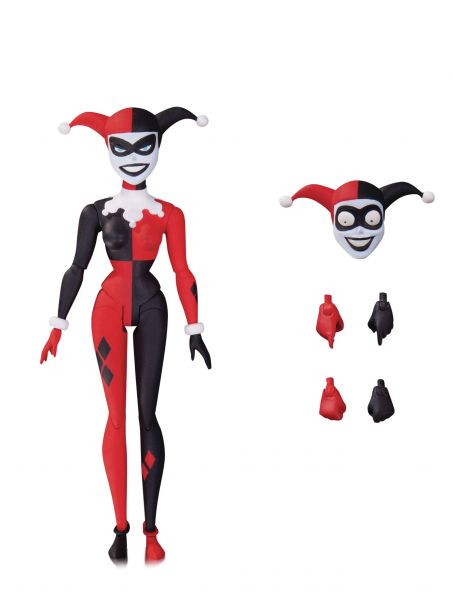 BATMAN ANIMATED SERIES NBA HARLEY QUINN ACTIONFIGUR