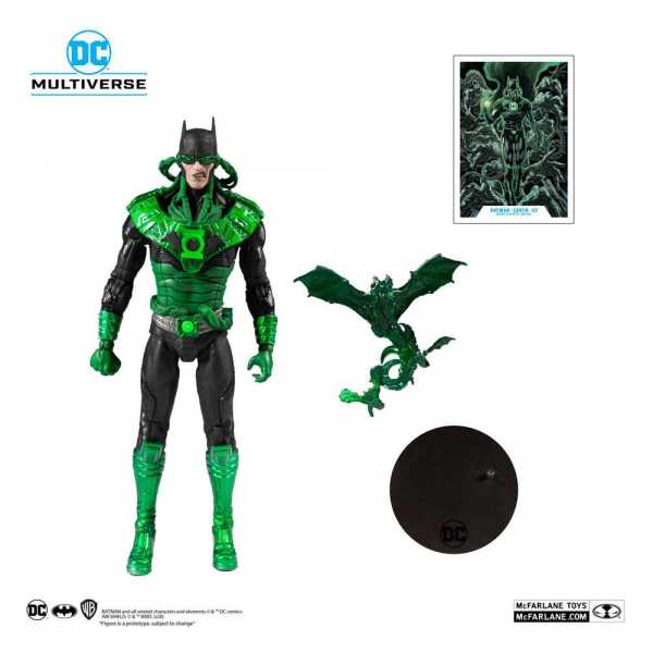 DC Multiverse Dark Nights Metal Dawn Breaker 18 cm Actionfigur