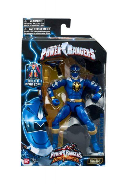 POWER RANGERS LEGACY DINO THUNDER BLUE RANGER ACTIONFIGUR