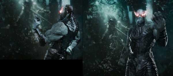 AUF ANFRAGE ! Zack Snyder's Justice League 1/3 Darkseid 105 cm Museum Masterline Statue DLX Bonus V.