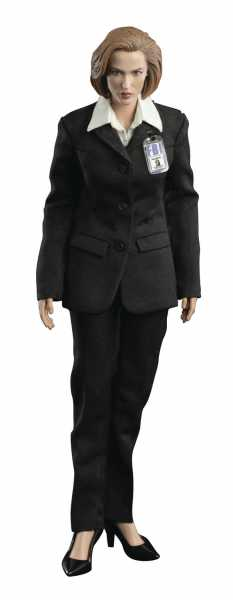 X-FILES AGENT DANA SCULLY 1/6 SCALE ACTIONFIGUR