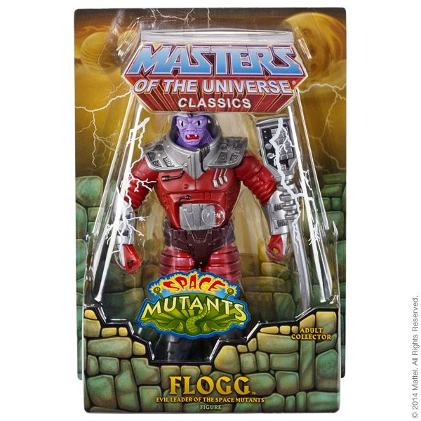 Masters of the Universe® Flogg ACTIONFIGUR