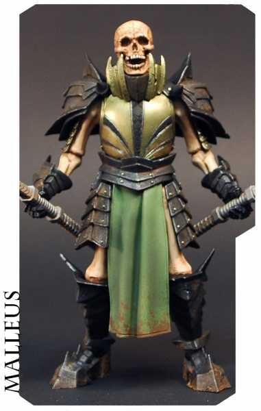 VORBESTELLUNG ! Mythic Legions All-Stars Malleus 15 cm Actionfigur
