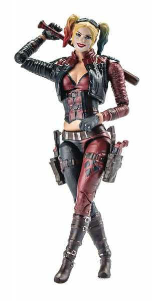 INJUSTICE 2 HARLEY QUINN PX 1/18 SCALE ACTIONFIGUR