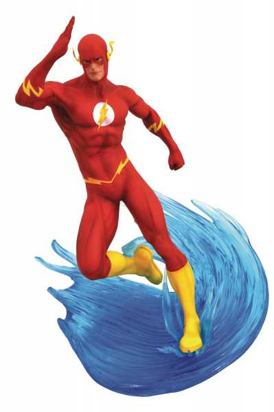 DC GALLERY FLASH COMIC PVC STATUE
