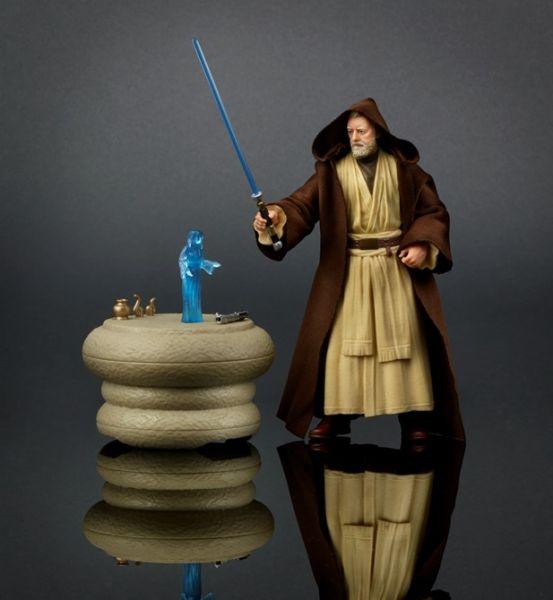 Star Wars The Black Series Obi-Wan Kenobi Exclusive Actionfigur