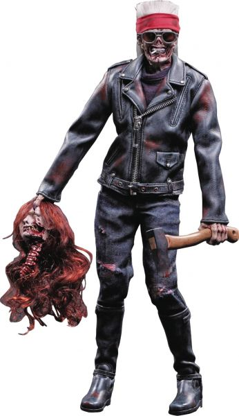 DEAD WORLD KING ZOMBIE 1/6 SCALE ACTIONFIGUR