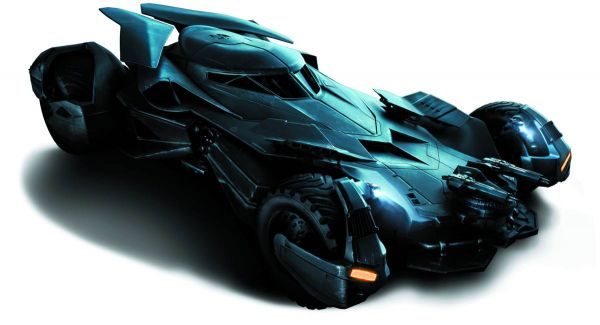 SUICIDE SQUAD 1/25 SCALE BATMOBILE MODEL KIT
