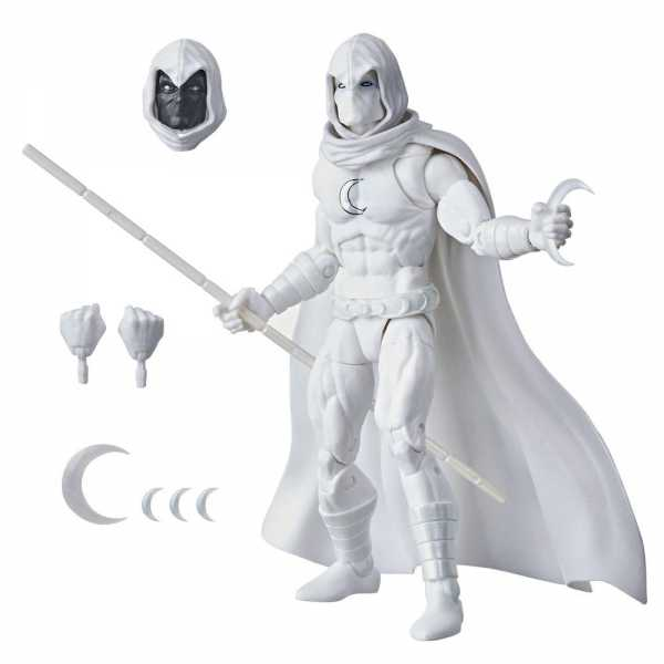 Marvel Legends Series 2020 Moon Knight 15 cm Actionfigur