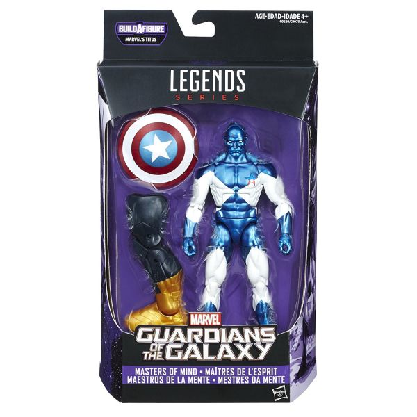 MARVEL LEGENDS GUARDIANS OF THE GALAXY 2 Major Victory ACTIONFIGUR