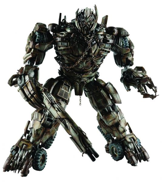 TRANSFORMERS MEGATRON PREMIUM SCALE COLLECTIBLE ACTIONFIGUR