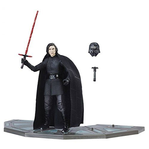 STAR WARS BLACK SERIES KYLO REN (THRONE ROOM) EXCLUSIVE ACTIONFIGUR