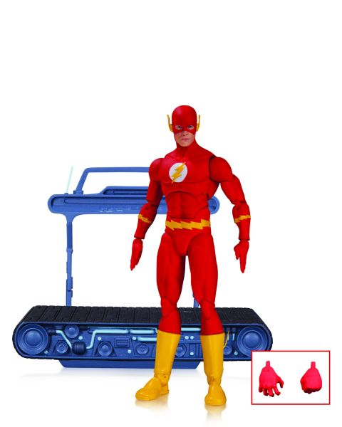 DC ICONS THE FLASH CHAIN LIGHTNING ACTIONFIGUR