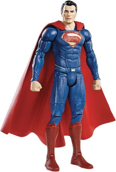 BVS MOVIE MASTER 15cm SUPERMAN ACTIONFIGUR