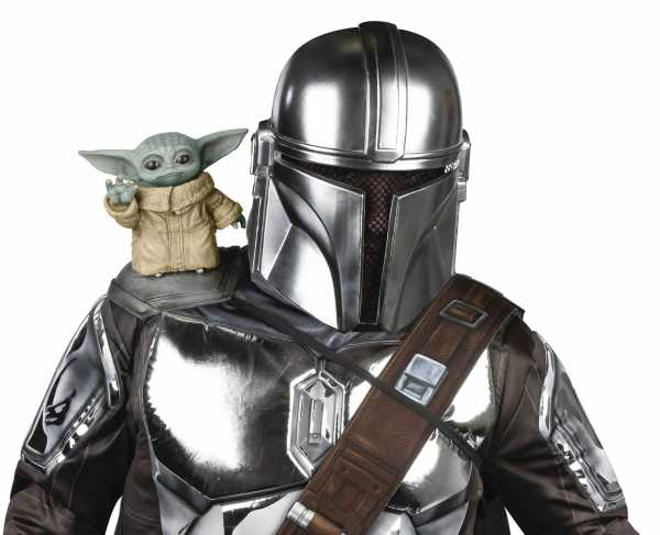 STAR WARS THE MANDALORIAN THE CHILD SHOULDER ACCESSORY