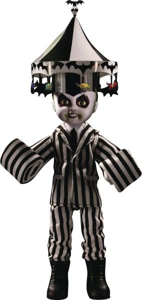 LIVING DEAD DOLLS SHOWTIME BEETLEJUICE PUPPE