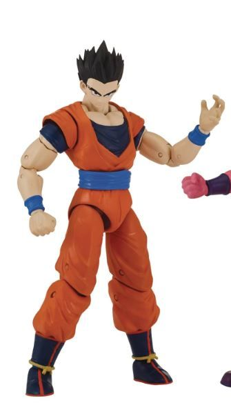 DRAGON BALL SUPER DRAGON STARS MYSTIC GOHAN ACTIONFIGUR