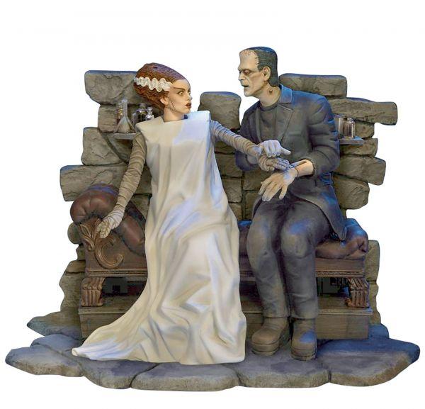 BRIDE OF FRANKENSTEIN STATUE