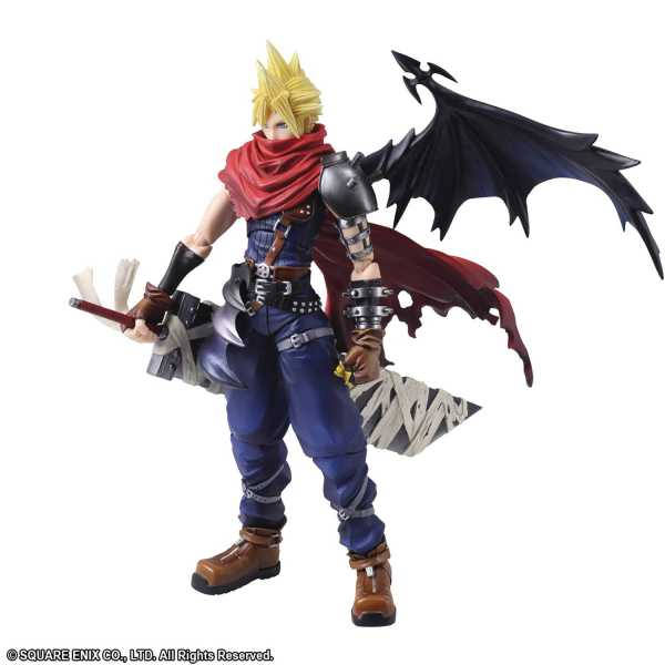 FINAL FANTASY BRING ARTS CLOUD STRIFE ANOTHER FORM VARIANT ACTIONFIGUR