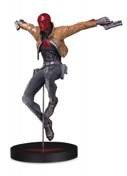 DC DESIGNER SERIES RED HOOD BY KENNETH ROCAFORT STATUE