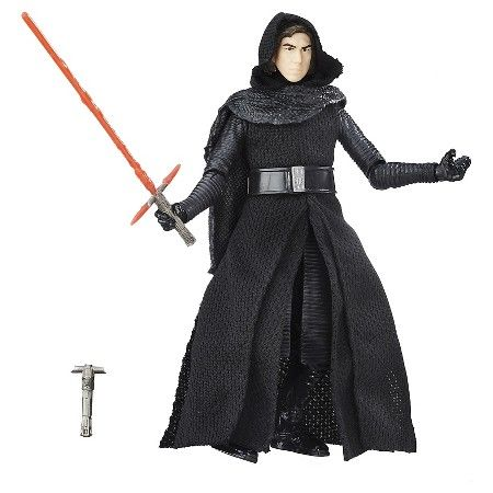 Star Wars Black Series Kylo Ren Unmasked Actionfigur