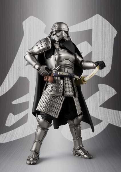Star Wars Meisho Movie Realization Ashigaru Taisho Captain Phasma 18 cm Actionfigur