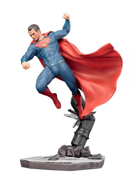 BVS DAWN OF JUSTICE SUPERMAN ARTFX+ STATUE