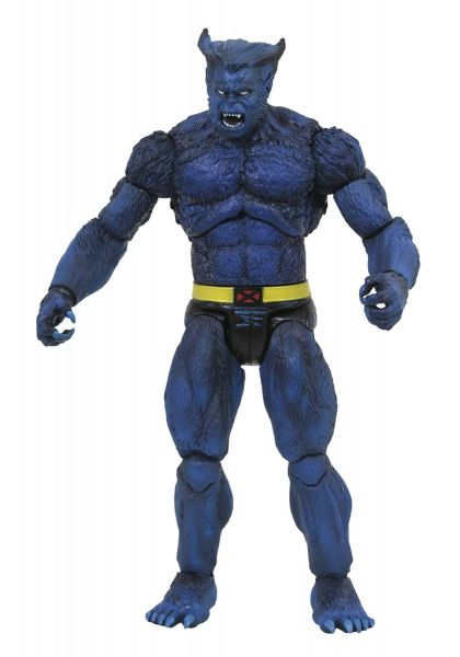 MARVEL SELECT BEAST COMIC ACTIONFIGUR