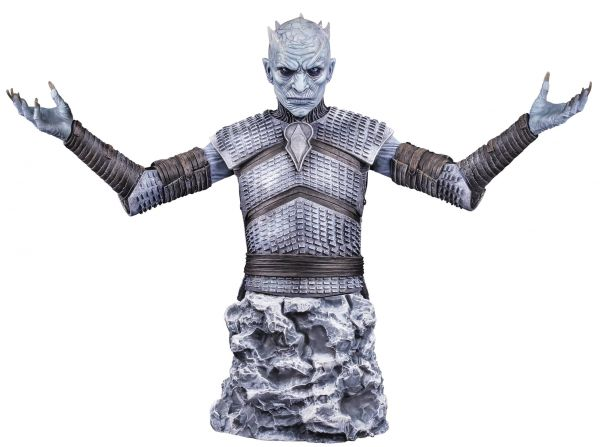 GAME OF THRONES NIGHT KING BÜSTE