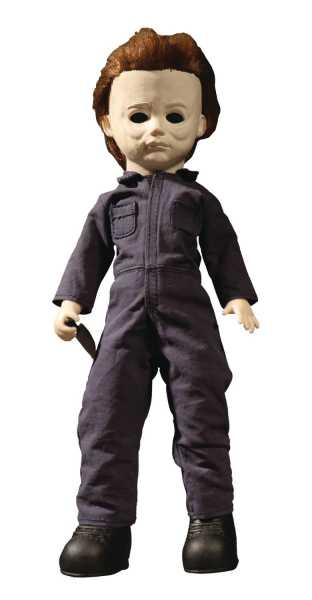 LIVING DEAD DOLLS HALLOWEEN MICHAEL MYERS PUPPE