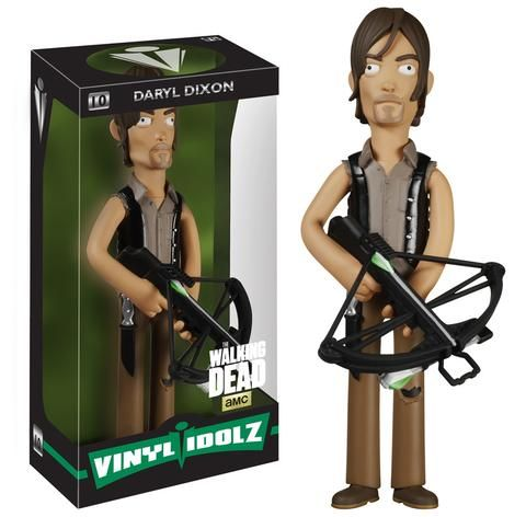 VINYL IDOLZ THE WALKING DEAD DARYL DIXON VINYL FIGUR