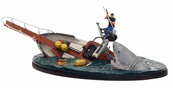 VORBESTELLUNG ! JAWS ORCA DIORAMA