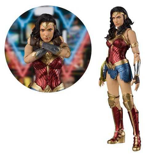 VORBESTELLUNG ! Wonder Woman 1984 S.H. Figuarts Actionfigur