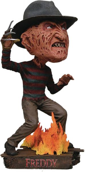 NIGHTMARE ON ELM STREET FREDDY KRUEGER HEAD KNOCKER