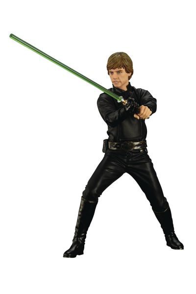 STAR WARS EPISODE 6 LUKE SKYWALKER ARTFX+ STATUE