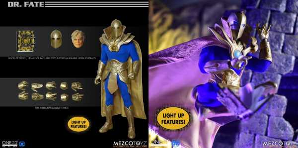 VORBESTELLUNG ! ONE-12 COLLECTIVE DC DOCTOR FATE ACTIONFIGUR