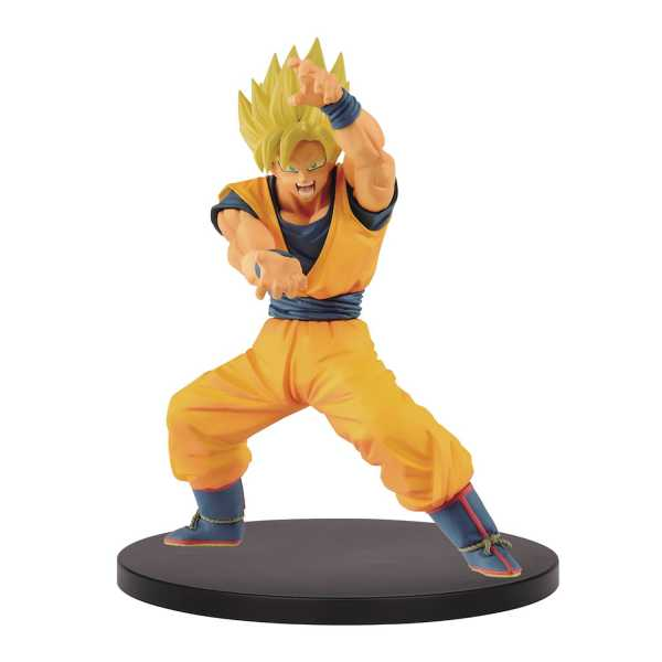 DRAGON BALL SUPER CHOSENSHI RETSUDEN SUPER SAIYAN GOKU FIGUR