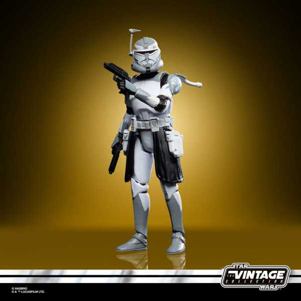 Star Wars The Vintage Collection Clone Commander Wolffe 3 3/4-Inch Actionfigur