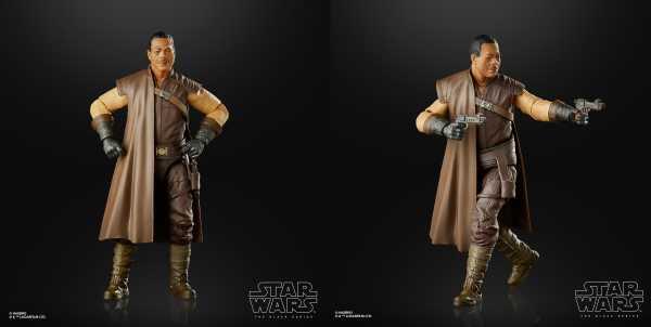 Star Wars The Black Series Greef Karga 6 Inch Actionfigur