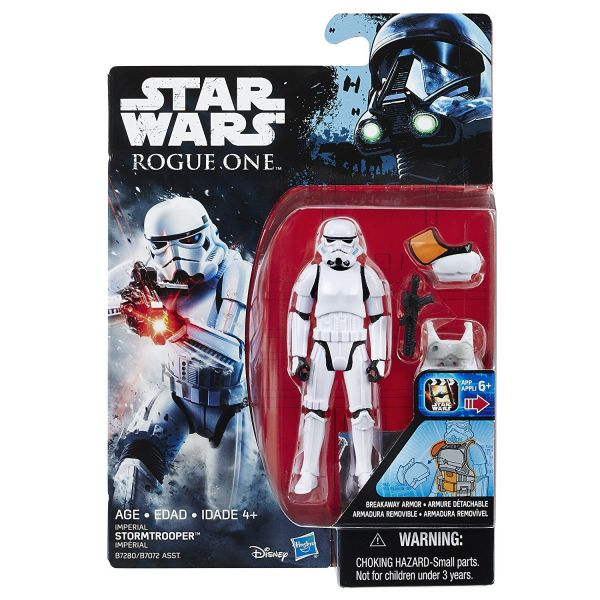Star Wars Rogue One Imperial Stormtrooper 10cm Actionfigur