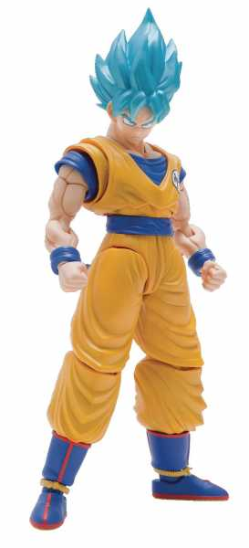 DRAGON BALL SUPER SSGSS SON GOKU FIGURE-RISE MODELLBAUSATZ SPECIAL VERSION