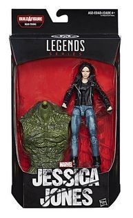 MARVEL KNIGHTS 15 cm LEGENDS JESSICA JONES ACTIONFIGUR