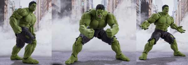 Avengers Hulk Avengers Assemble Edition S.H.Figuarts Actionfigur