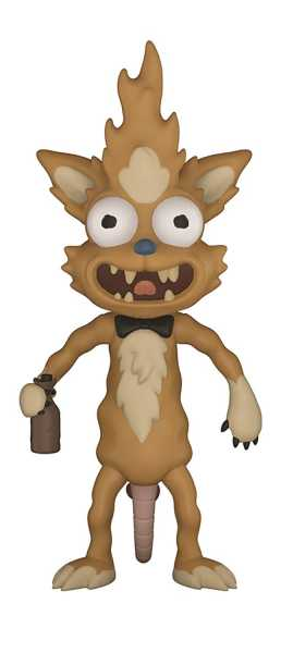 FUNKO RICK & MORTY SQUANCHY WITH BOOTS ACTIONFIGUR