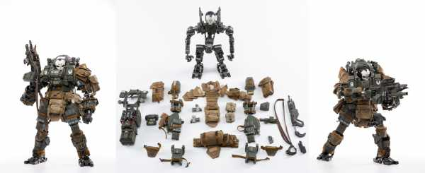 VORBESTELLUNG ! JOY TOY 09TH LEGION FEAR II MECHA STRIKE TYPE 1 1/18 ACTIONFIGUR