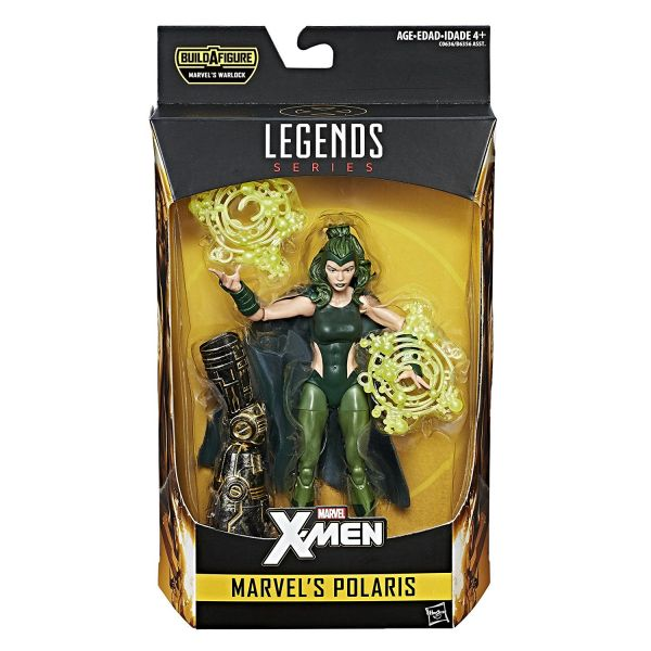 X-MEN LEGENDS 15cm POLARIS ACTIONFIGUR