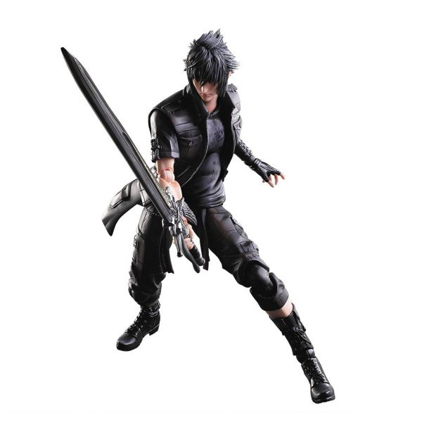 FINAL FANTASY XV PLAY ARTS KAI NOCTIS ACTIONFIGUR
