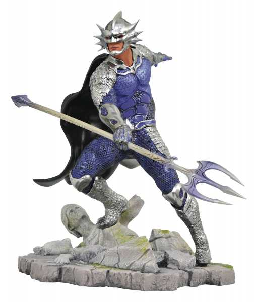 AQUAMAN MOVIE GALLERY OCEAN MASTER PVC STATUE