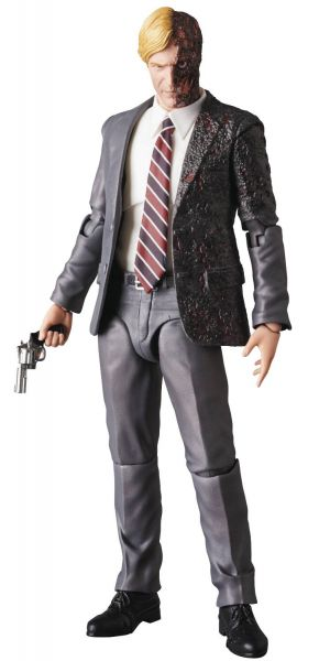 DARK KNIGHT HARVEY DENT MAF EX ACTIONFIGUR