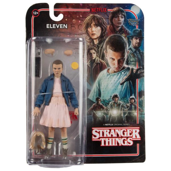 STRANGER THINGS 17,5 cm ELEVEN ACTIONFIGUR